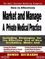 How to Effectively Market and Manage a Private Medical Practice