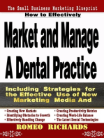 How to Effectively Market and Manage a Dental Practice