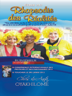 Rhapsody of Realities February 2013 French Edition