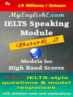 IELTS Speaking Module Book 2