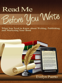 Read Me Before You Write