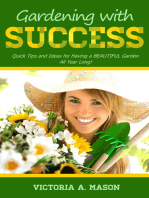 Gardening with Success