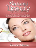 Natural Beauty Tips and Advice