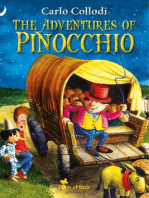 The Adventures of Pinocchio. An Illustrated Story of a Puppet for Kids by Carlo Collodi