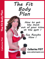The Fit Body Plan