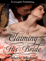 Claiming His Bride