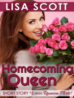 Homecoming Queen (Short Story #5 from Reunion Flirts!)