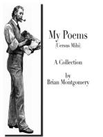 My Poems (Uersus Mihi)