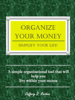 Organize Your Money, Simplify Your Life