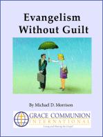 Evangelism Without Guilt