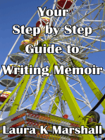 Your Step by Step Guide to Writing Memoir