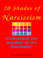 20 Shades of Narcissism
