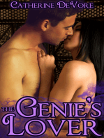 The Genie's Lover (An Erotic Romance)