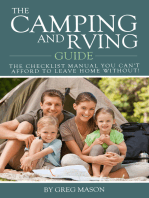 The Camping and RVing Guide