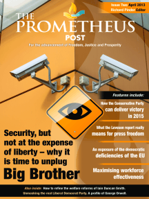 The Prometheus Post: Issue Two