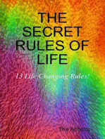 The Secret Rules of Life