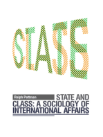 State and Class