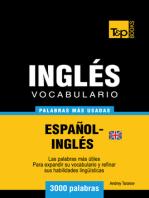 Vocabulario Español-Inglés Británico