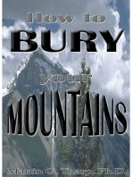 How to Bury Your Mountains