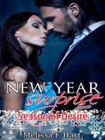 New Year Surprise (Season of Desire, Book 2) (Erotic Romance - Holiday Romance)