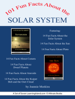 101 Fun Facts About the Solar System