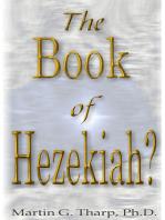 The Book of Hezekiah?
