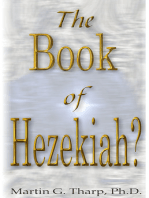 The Book of Hezekiah?