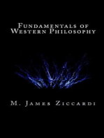 Fundamentals of Western Philosophy