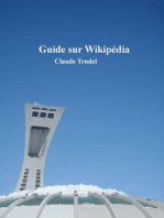 Guide sur Wikipédia