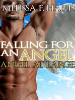 Falling for an Angel (Angel at Large, Book 1) (Erotic Romance - Fallen Angel Romance)