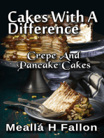 Cakes With A Difference Crepe And Pancake Cakes