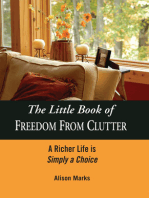 The Little Book of Freedom from Clutter