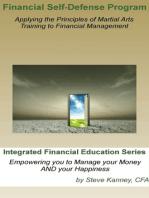 Financial Self Defense Program: Integrated Financial Education Series