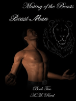 Beast Man (The Mating of the Beasts series - Book 2)