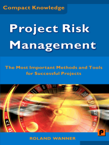 Project Risk Management: The Most Important Methods and Tools for Successful Projects