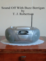 Sound Off With Buzz Berrigan