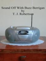 Sound Off With Buzz Berrigan
