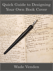 Quick Guide to Designing Your Own Book Cover