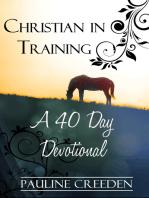 Christian In Training