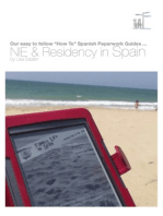 Your Guide to NIE & Residency in Spain