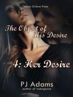 The Object of His Desire 4