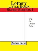 Lottery Little Book