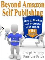 Beyond Amazon Self Publishing