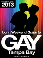 The Stapleton 2013 Long Weekend Guide to Gay Tampa Bay
