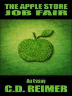 The Apple Store Job Fair (Essay)