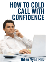 How To Cold Call With Confidence (NLP series for the workplace)