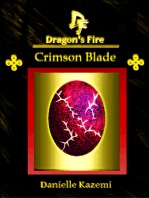 Crimson Blade (#17) (Dragon's Fire)