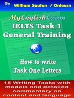 IELTS Task 1 General