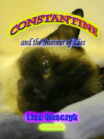 Constantine and the Summer of Lies