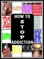How to Stop Any Addiction